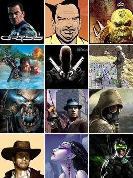 Скачать аватары компьютерные игры
