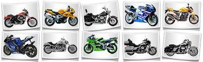 иконки мотоциклы