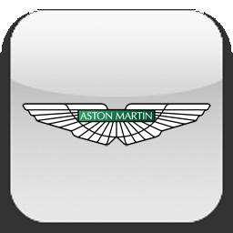 Значок эмблемы Астон Мартина