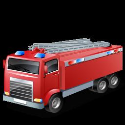 Иконка грузовика с кабиной