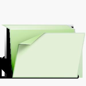 Иконка цветная папка