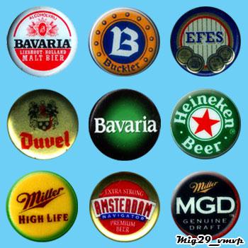 Скачать иконки, крышки от пива