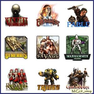 иконки для геймеров