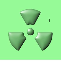 Значки с зеленоватым свечением