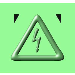 иконка, знак опасности