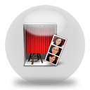 Иконка в виде мини-фотографий