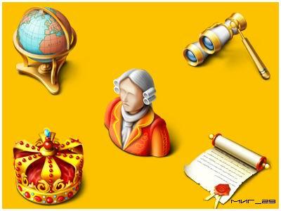 королевские иконки