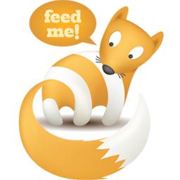 иконка для РСС в виде лисы
