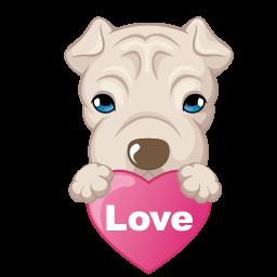 Иконки и значки с собаками, скачать бесплатно