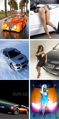 Эффектные автомобили обои на мобилу