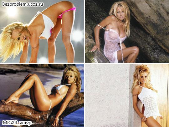 Памела Андерсон (Pamela Anderson), скачать обои бесплатно